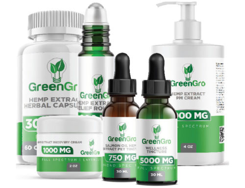 GreenGro Technologies Announces Launch of New Hemp Infused Product Line Under GreenGro Brand